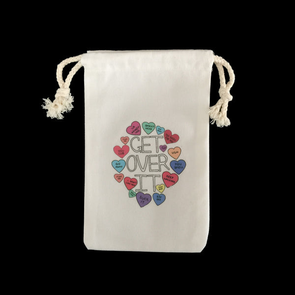 #17 Small Drawstring Pouch