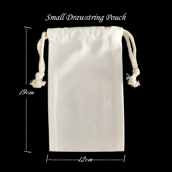 #01 Small Drawstring Pouch