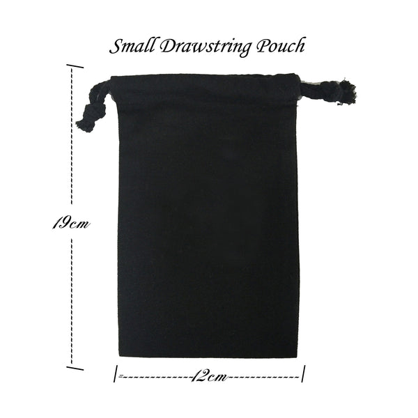 #12 Small Drawstring Pouch