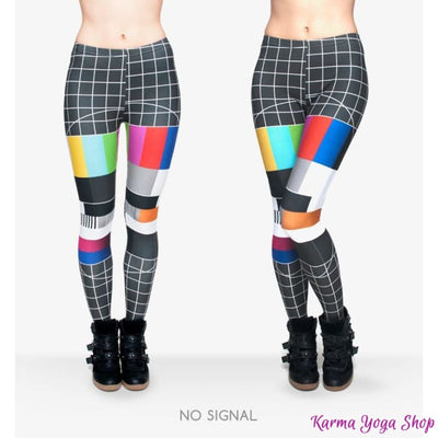 Leggings Fashion - 11 styles disponibles - Taille unique No Signal Leggings