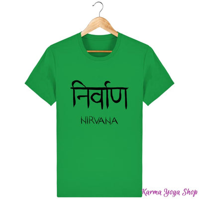 T-Shirt Unisexe Nirvana Fresh Green / XS T-Shirts