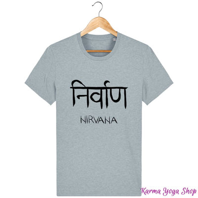 T-Shirt Unisexe Nirvana Heather Ice Blue / XS T-Shirts