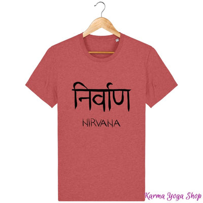 T-Shirt Unisexe Nirvana Mid Heather Red / XS T-Shirts