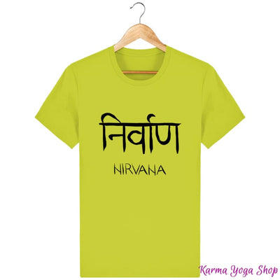 T-Shirt Unisexe Nirvana Scale Green / XS T-Shirts
