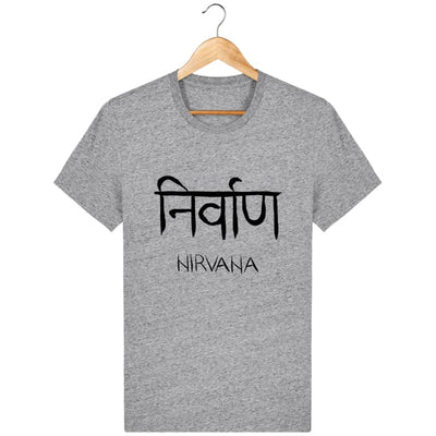 T-Shirt Unisexe Nirvana Slub Heather Grey / XS T-Shirts