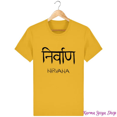 T-Shirt Unisexe Nirvana Spectra Yellow / XS T-Shirts