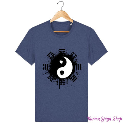 T-Shirt Unisexe Tao Dark Heather Indigo / XS T-Shirts