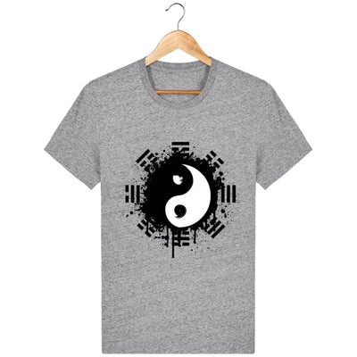 T-Shirt Unisexe Tao Slub Heather Grey / XS T-Shirts