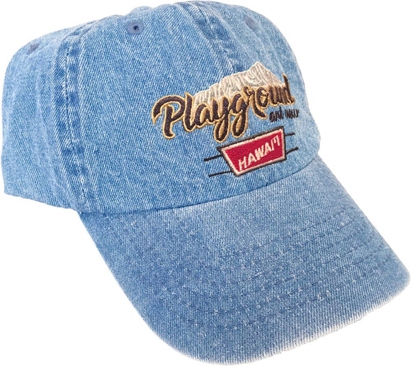 Banquet Hat (Denim)