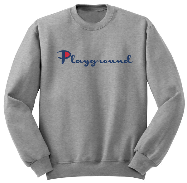 Playground Champs Sweater (Grey)