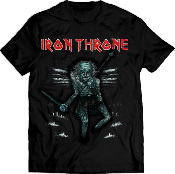 Iron Throne - White Walker (Black)