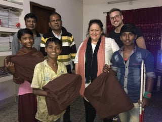 Keeping The Sreepur Children Warm and Cosy
