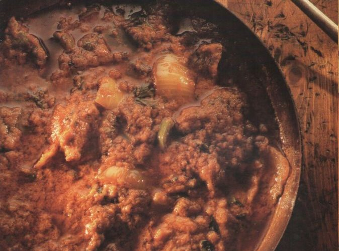 Tommy Miah's Cauli Balti Recipe - National Vegetarian Week