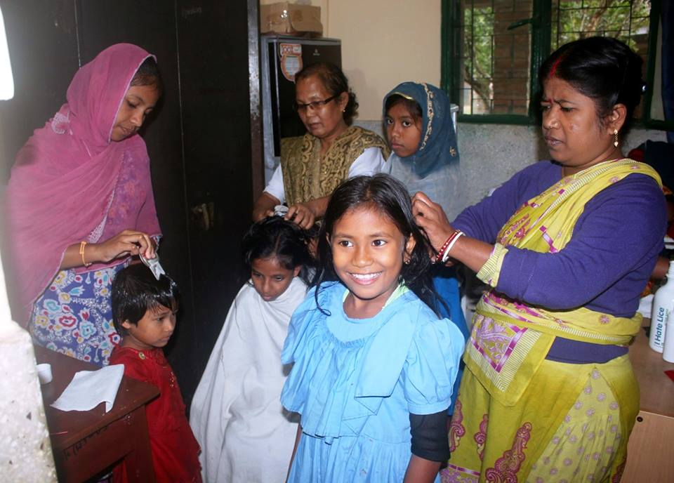 The Head Lice Treatment Bangladesh Clinic