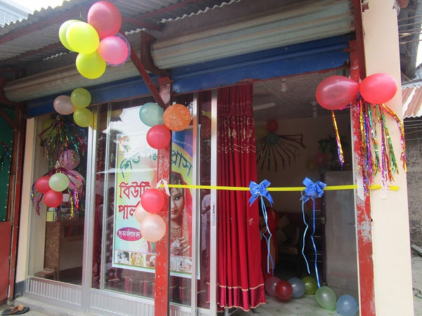 The Sreepur Village Beauty Salon