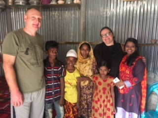 My Trip to Bangladesh, by Emma our UK Fundraiser