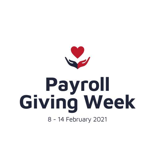 Payroll Giving Week (8-14 Feb)