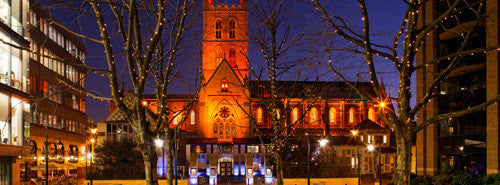 Southwark Cathedral Christmas Fair - 2-3 December 2016