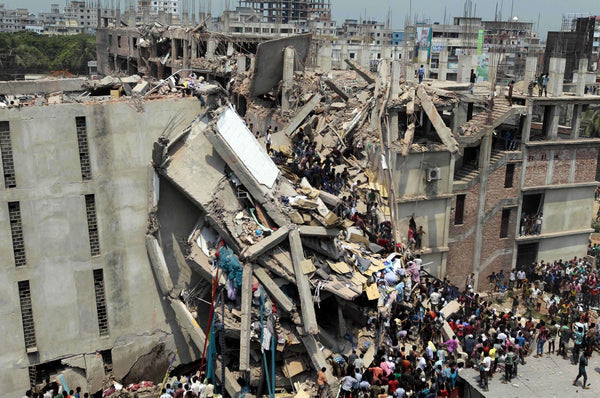Rana Plaza and The Fashion Revolution – Who Made My Clothes?