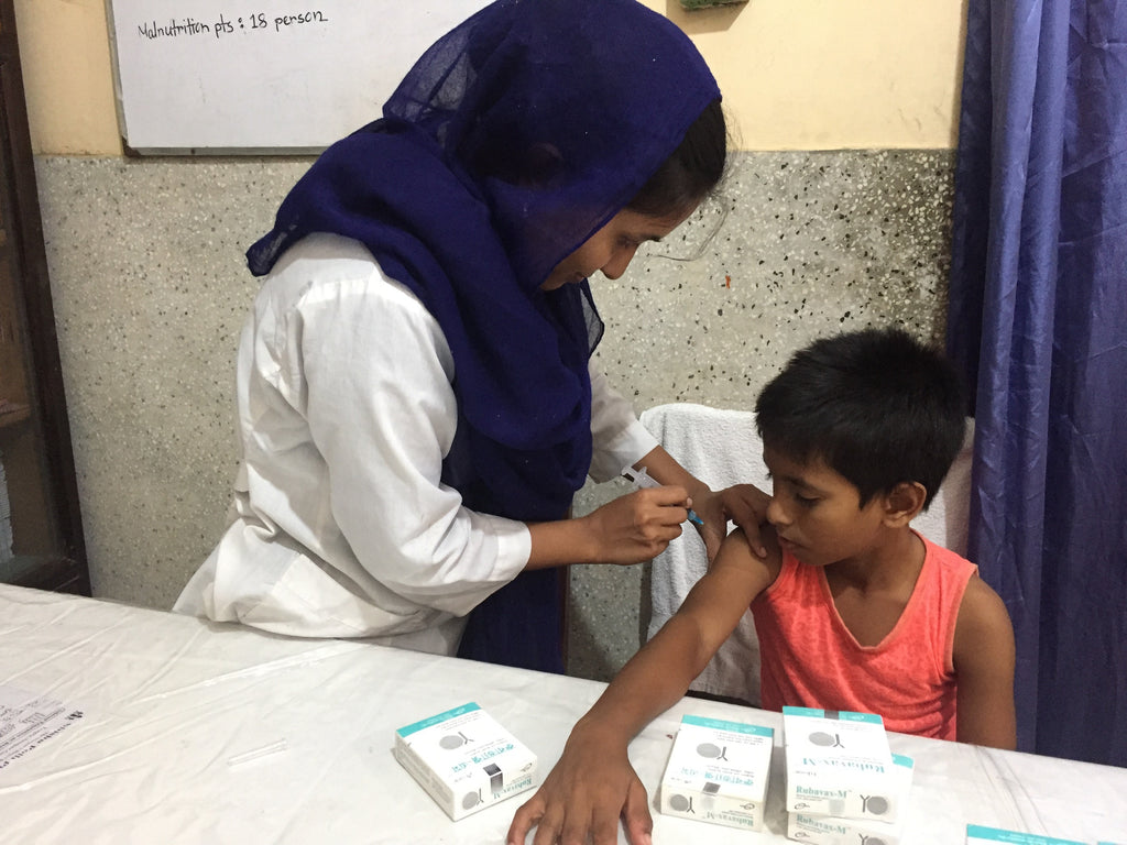 World Immunisation Week, 2019