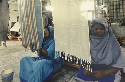 The Sreepur Village Bangladesh Charity Handmade Eco-Friendly Scarves