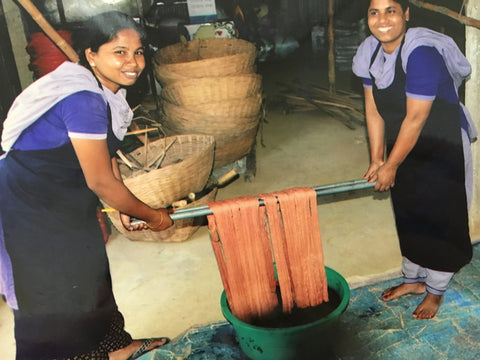The Sreepur Village Bangladesh Charity Eco-Friendly Natural Dyes