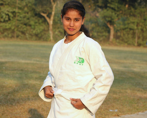 Sreepur Village Charity Judo Ladies