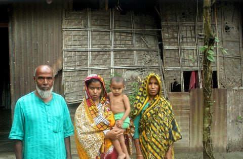 Family Support The Sreepur Village Bangladesh Charity