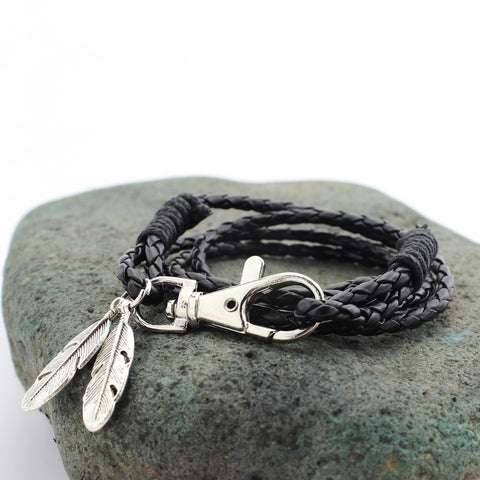 FREE Feather Bracelet - llcbrand