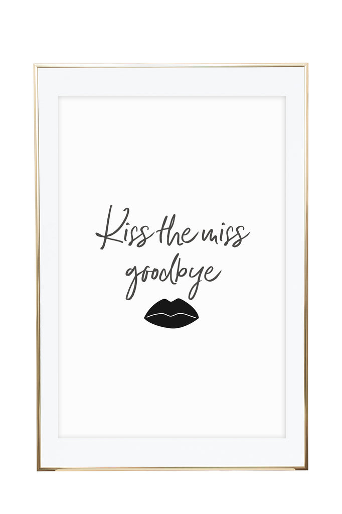 Kiss The Miss Goodbye Hen S Party Game Pika Amp Pookie