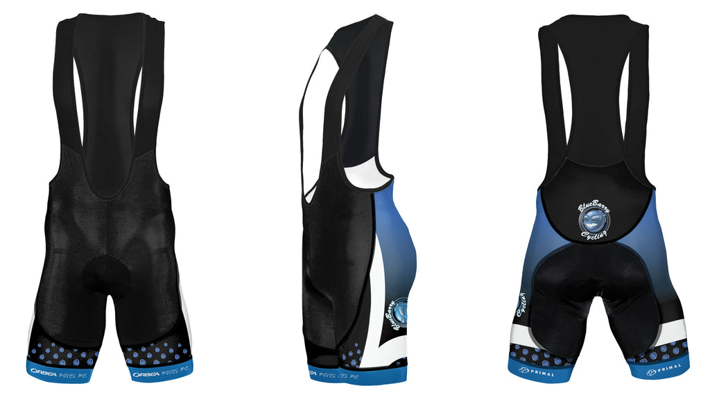 BlueBarry Cycling Bib Shorts