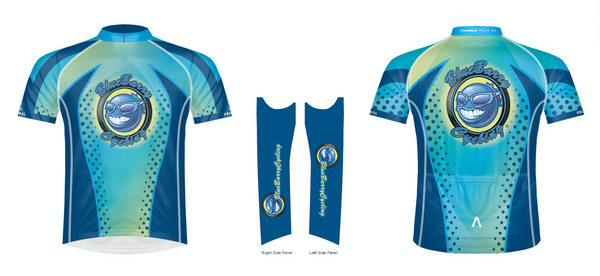 BlueBarry Cycling Cycling Jersey