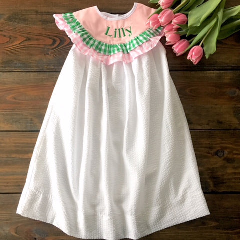 Girls Catalina Dress
