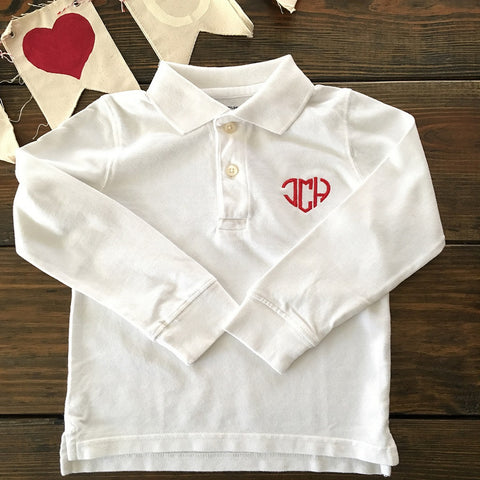 Sweet Valentine's Classic Polo