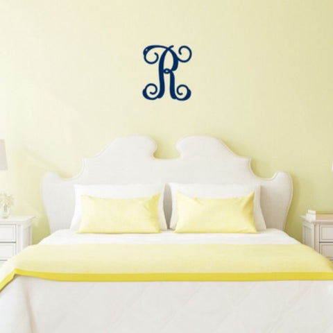 Single Letter Monogram Door & Wall Hanger