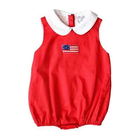 Old Glory Unisex Bubble
