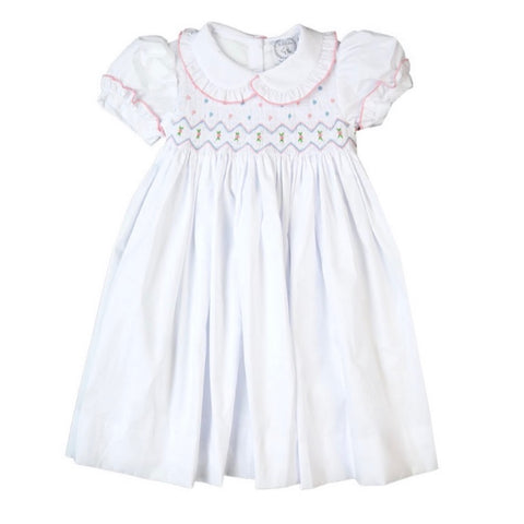 Kelly Heirloom Smocked Dress
