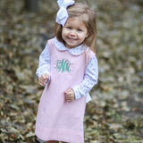 Pretty in Pink Bow Jumper
