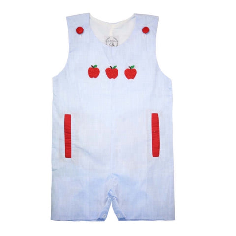 Benjamin French Knot Apple Shortall