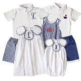 Daniel Sailboat Polo & Shorts Set