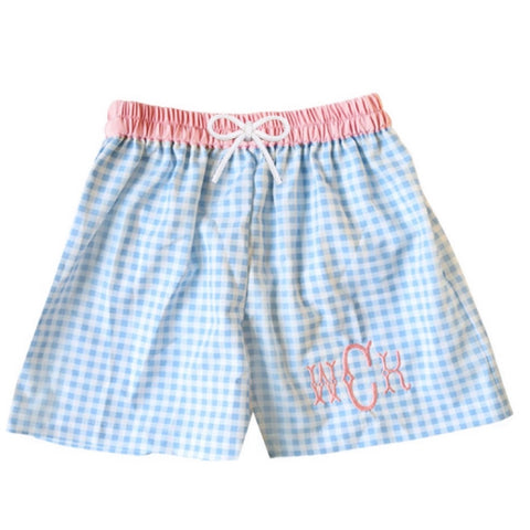 Laguna Boys Swim Trunks