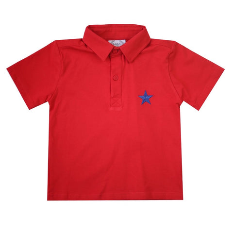 Star Spangled Polo