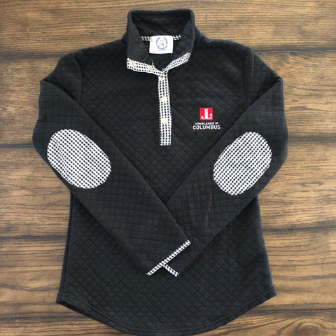 JLC Quilted Pullover