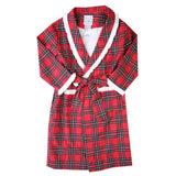 Holiday Girls Gifts for Christmas Tartan Robe Loungewear
