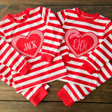 Valentine's Day Pajamas
