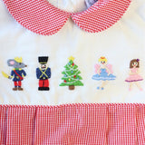 Nora Nutcracker Dress