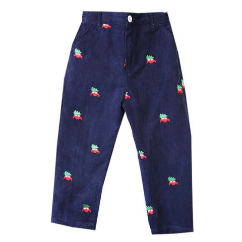 Harrison Holiday Car Corduroy Pants