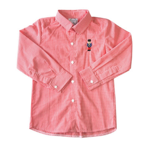 Nolan Toy Soldier Button Down Shirt