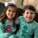 Luck of the Irish Shamrock Boy Loungewear