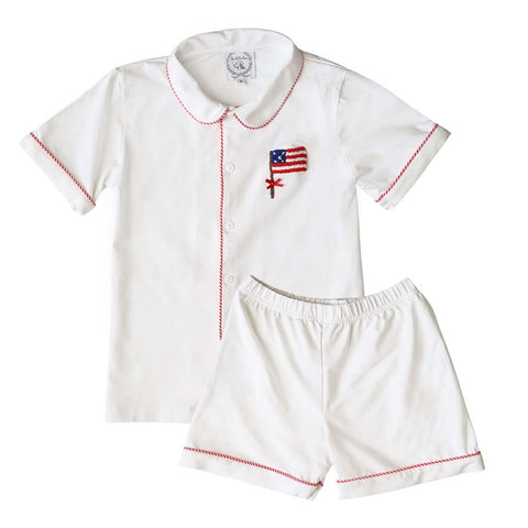Old Glory Girl Loungewear Set